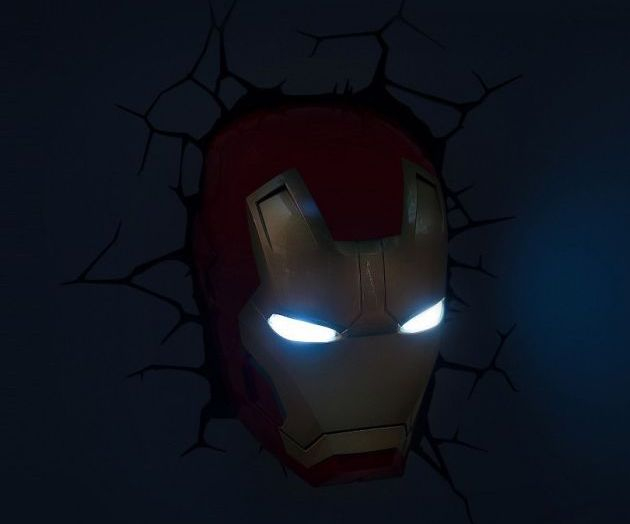 Decorate Walls Of Your Kid's Room With Cool 3D Marvel