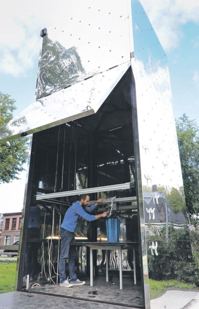 Dus architects to construct a house by just 3d printing - Buy 3d printed house ...