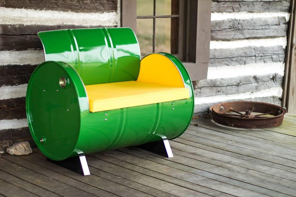 drum furniture. Drum-works-steel-drum-furniture Drum Furniture N