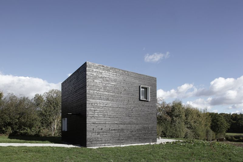 Normandy's monolithic house with thermal insulation ...