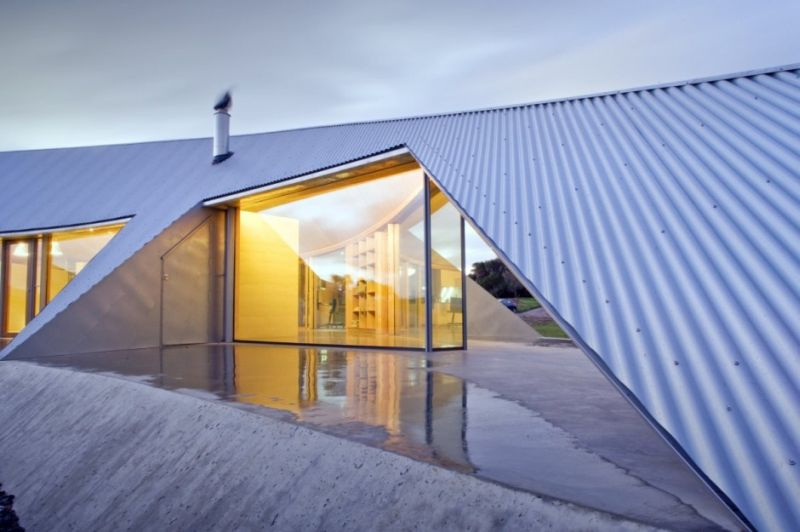 Croft House A Modern Home With Cost Effective Attributes