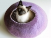custom-felted-cat-bed
