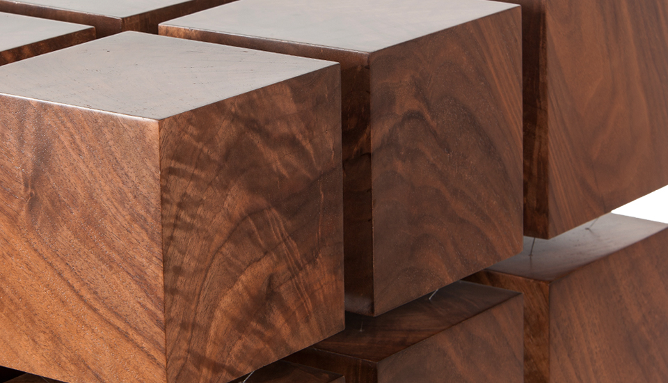 The Table Is A Matrix Of U201cmagnetizedu201d Wooden Cubes That Levitates Or Floats  In The Air With Respect To One Another Culminating Classical Physics And  Modern ...