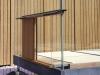 glass tea house mondrian pavilion by hiroshi sugimoto