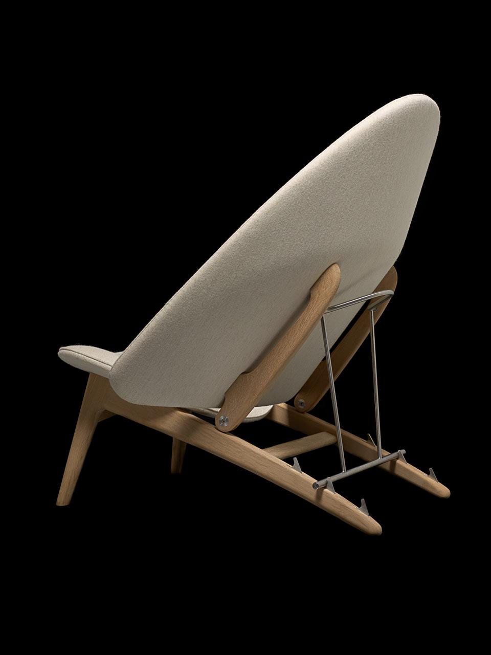PP Mobler To Showcase Tub Chair By Hans Wegner At Milan Furniture Fair Home
