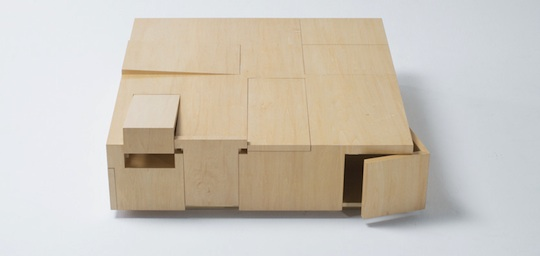 High Quality Kai Table By Japanese Designers Amazing Ideas