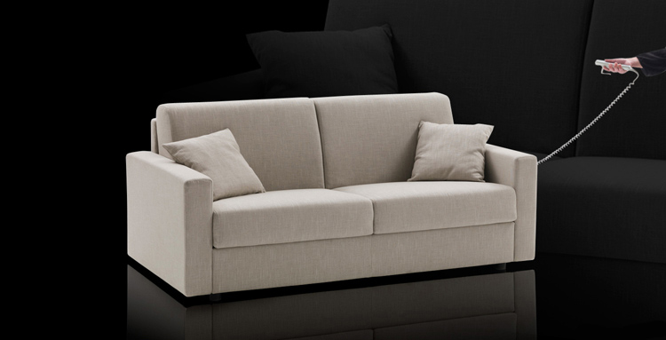 Lampo Motion From Milano Bedding Is A Stylish Sofa Bed