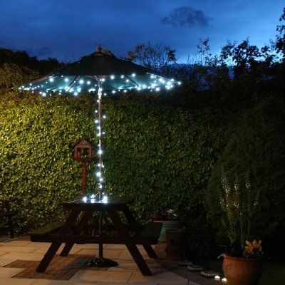 Led Solar Fairy String Lights Are An Eco Friendly Way To