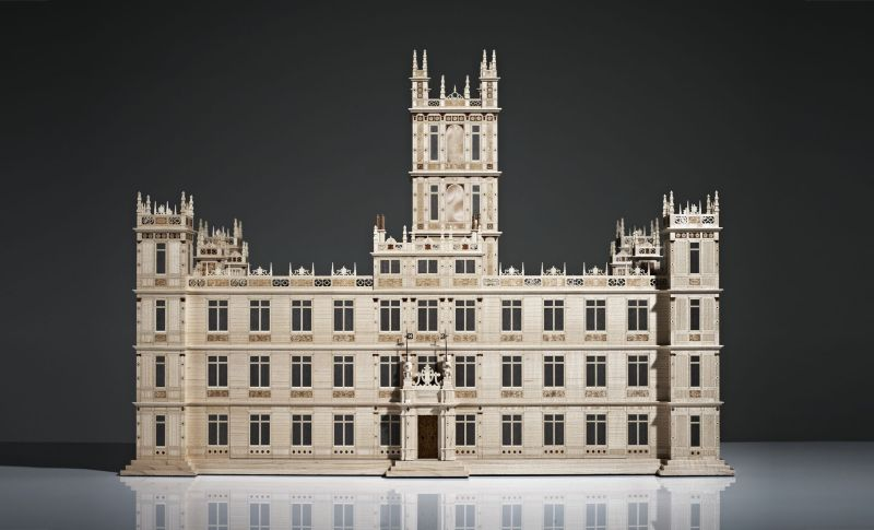 Linley S Mini Highclere Castle Doubles Up As A Jewelry Box