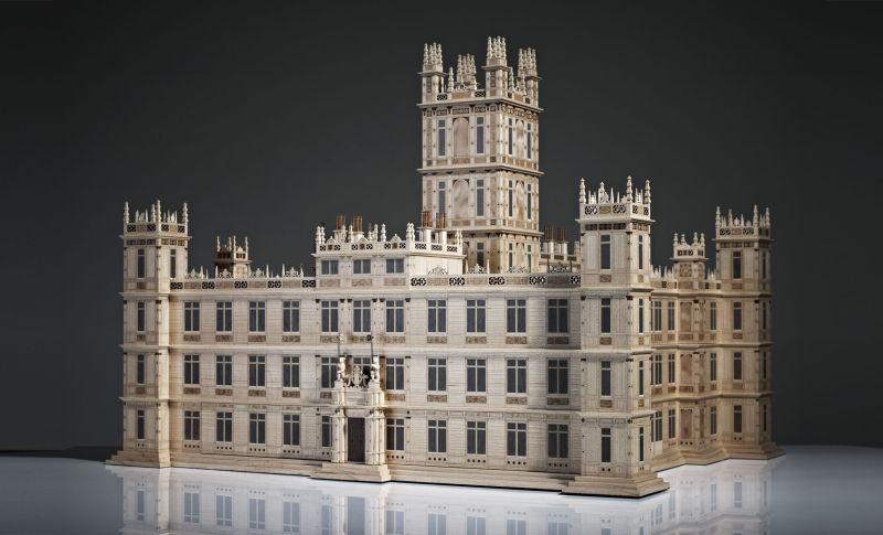 Model medieval house plans