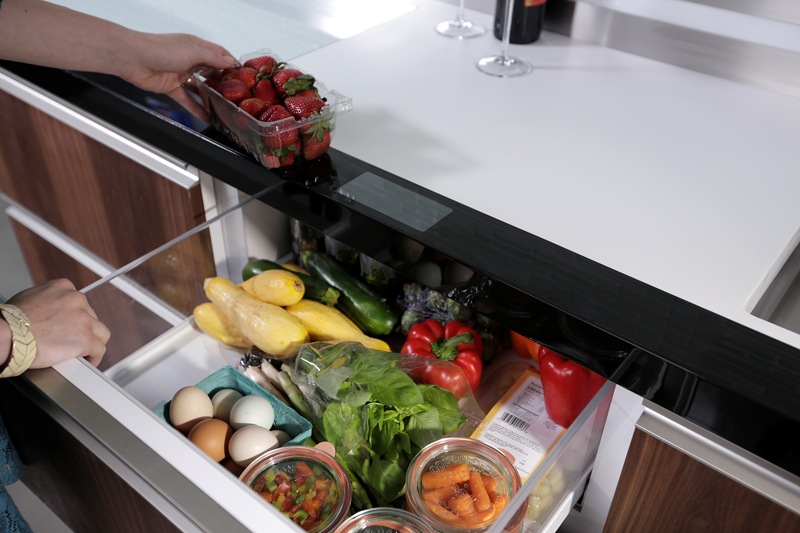 GE Appliances launches its Micro Kitchen concept at the Dwell on