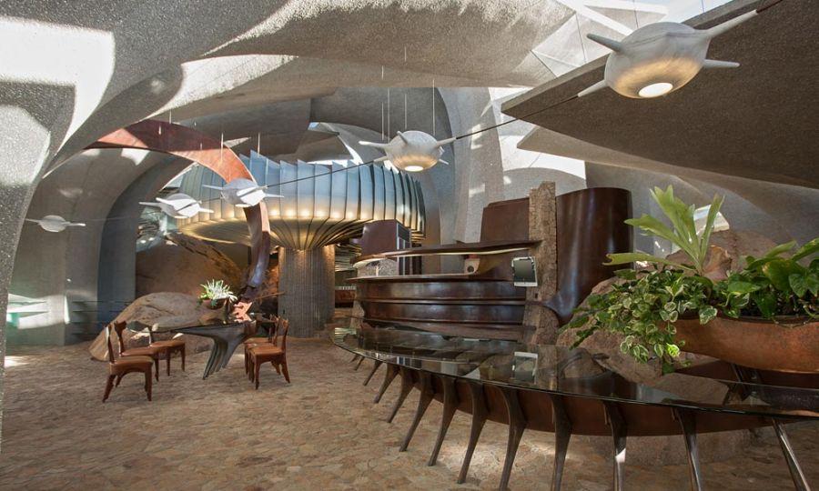 3m Organic Modern Desert House In Joshua Tree California