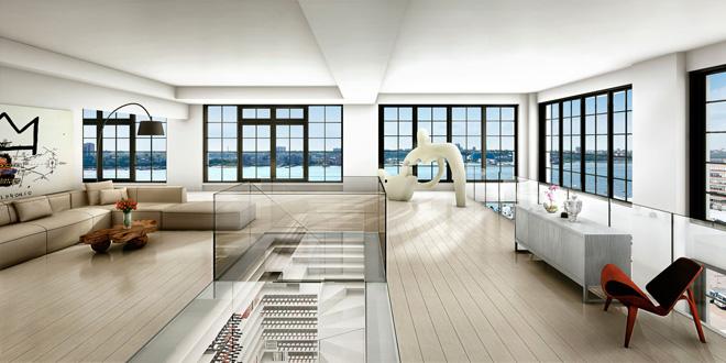 طراحی پنت هاوس ، گروه معماری MVRD