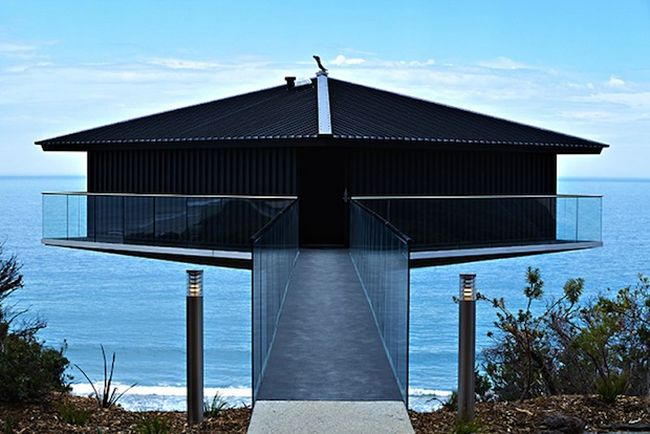 Elevated Pole House by F2 Architecture is most iconic ...