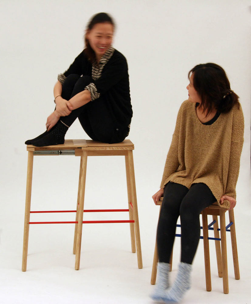 Two Person Bar Stool
