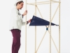 Shelfie flexible shelf