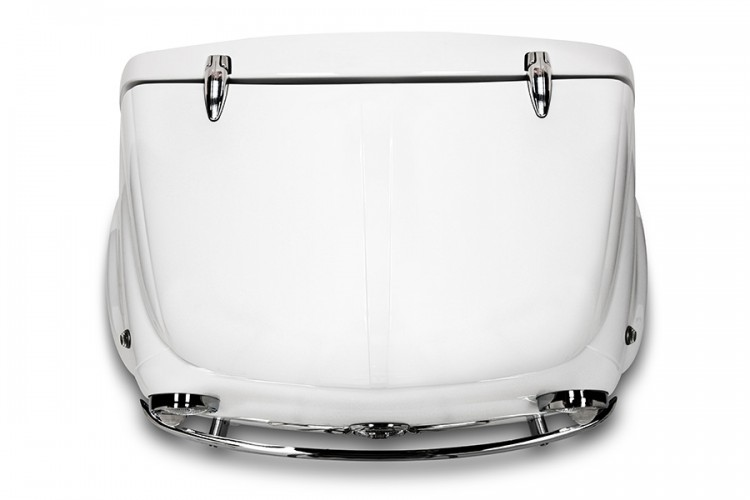 smeg 500 mini fridge mimics the front end of fiat 500 car. Black Bedroom Furniture Sets. Home Design Ideas