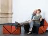 Tango Pouf by Ryszard Manczak