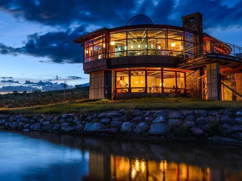The 9m Squaw Creek Estate Flaunts Its Observatory And
