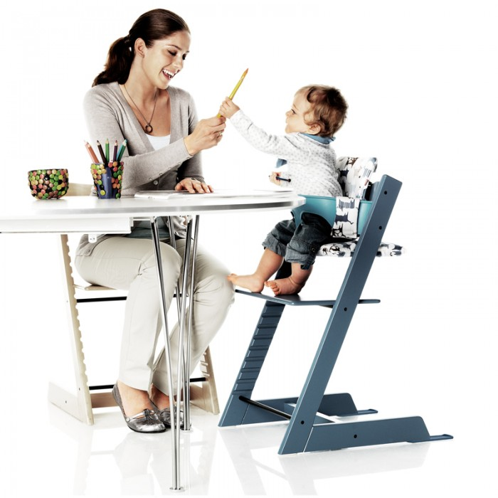Ordinaire Tripp Trapp Convertible High Chair By Peter Opsvik_3
