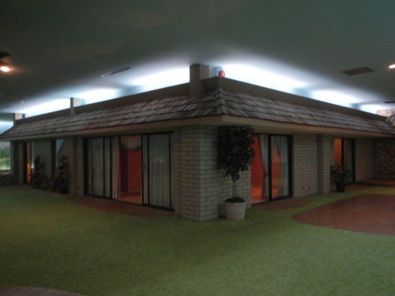 Opulent Underground Shelter Built During Cold War On Sale