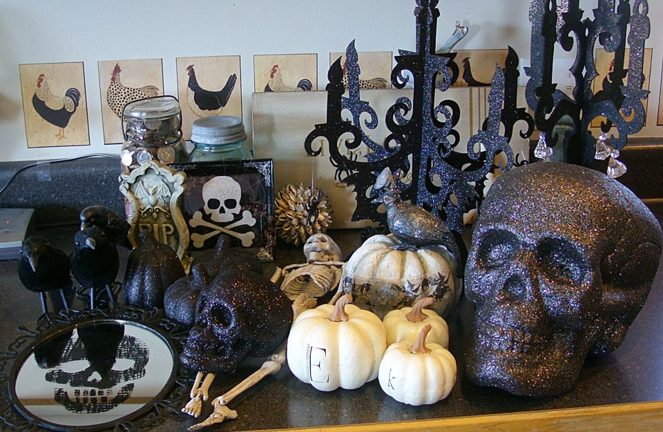 How to give your living room a spooky touch this Halloween