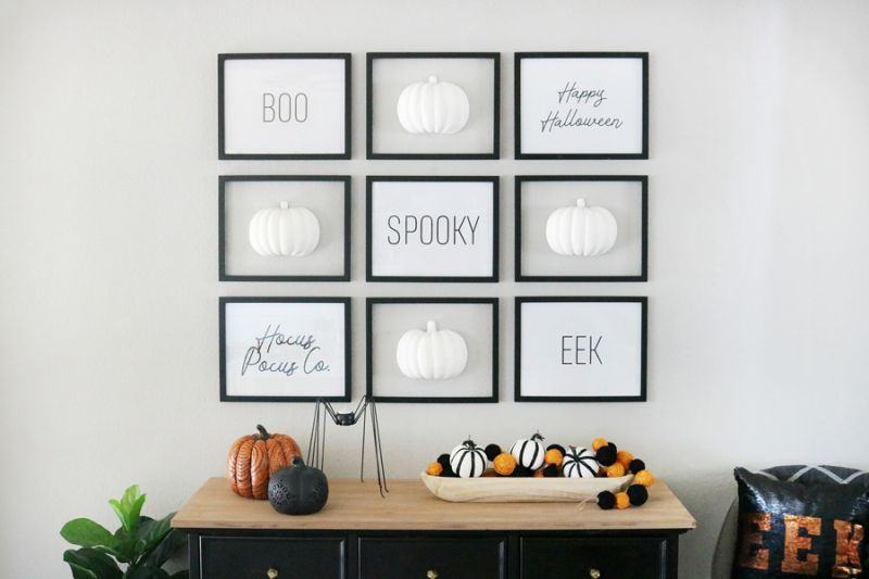 Spooky Wall décor