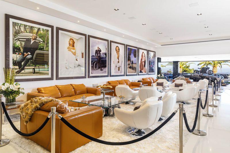 $250 milion bel air mansion