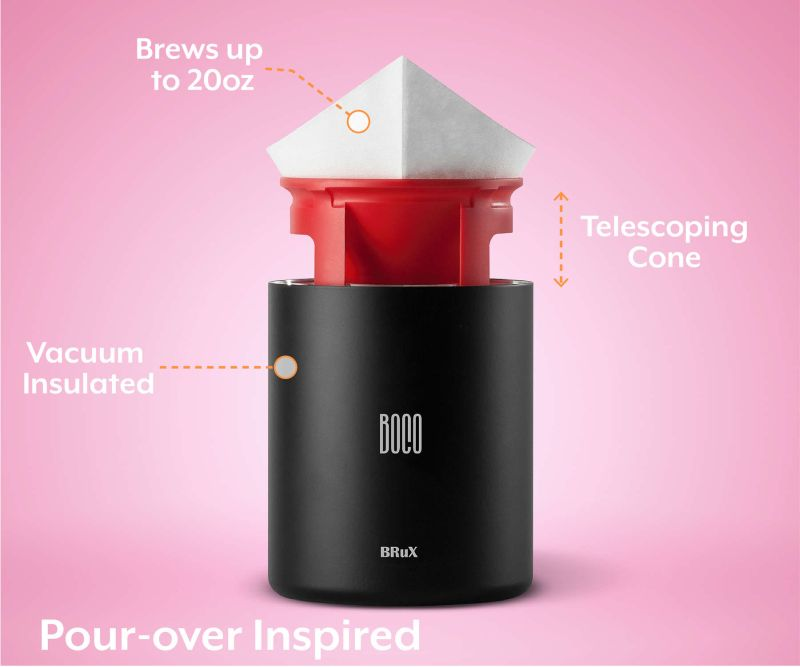 BRuX-Coffee-Maker