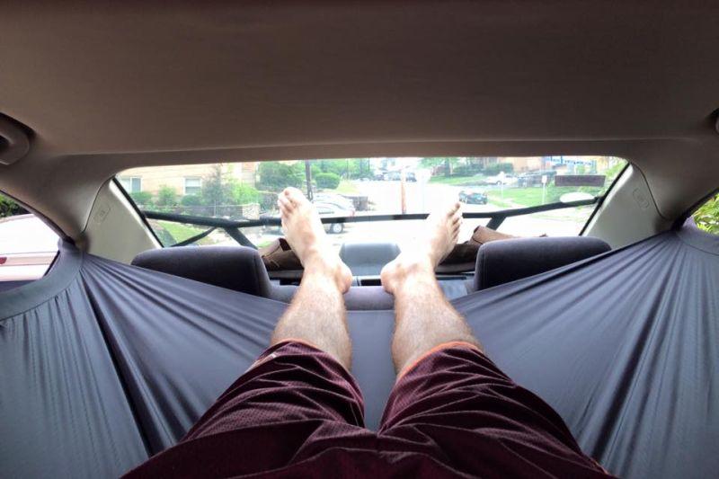 Car hammock by Car Hammock