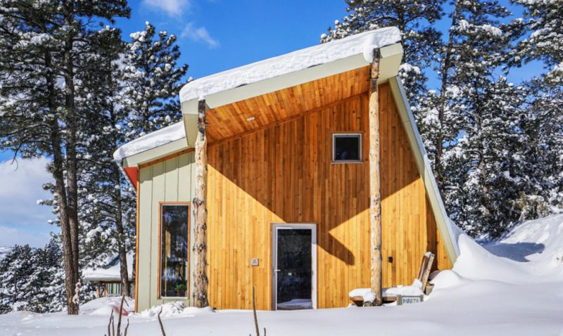 Colorado's first energy efficient Passive House for any kind of climate