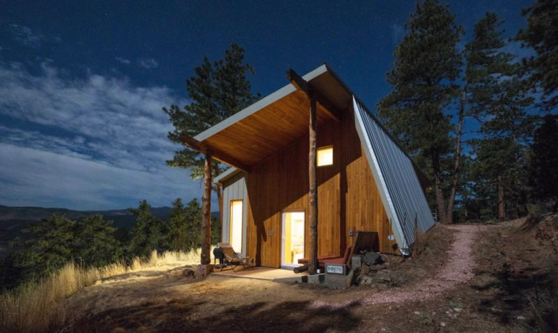 Colorado Passive House by Andrew Michler