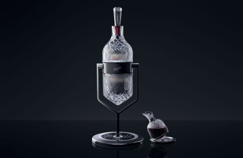 Crystal Decanter by Penfolds
