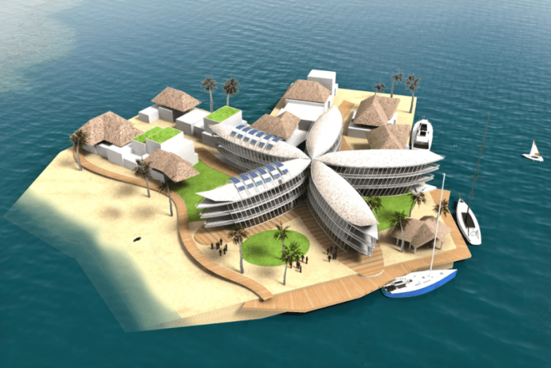 French Polynesia to get World's first floating city