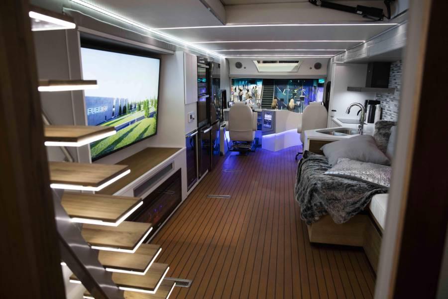 Furrion Elysium Luxury RV - House on Wheels