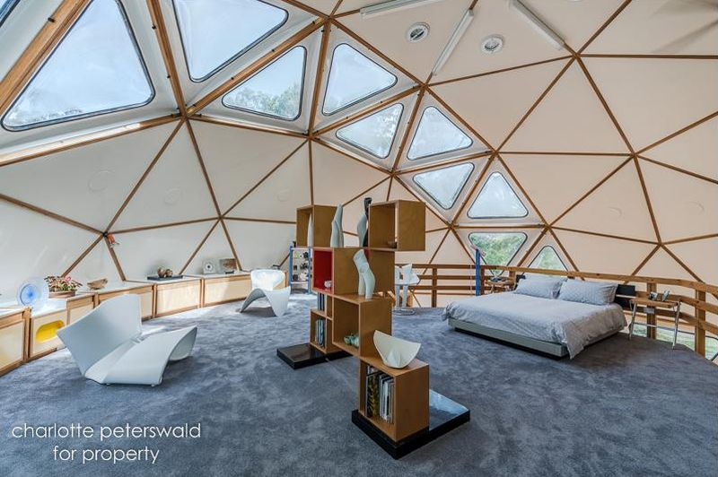 Geo Dome House Provides You With A Magical Living Experience