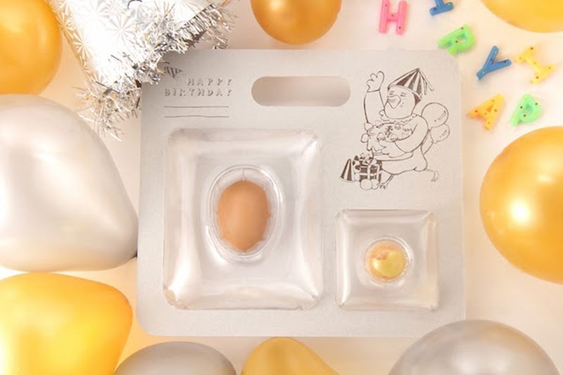 Happy Egg Cushioned Packaging