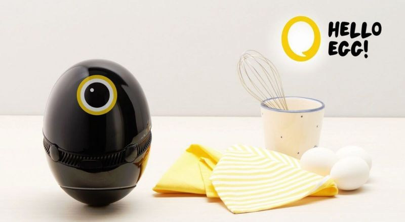 Hello Egg is AI-enabled cooking assistant