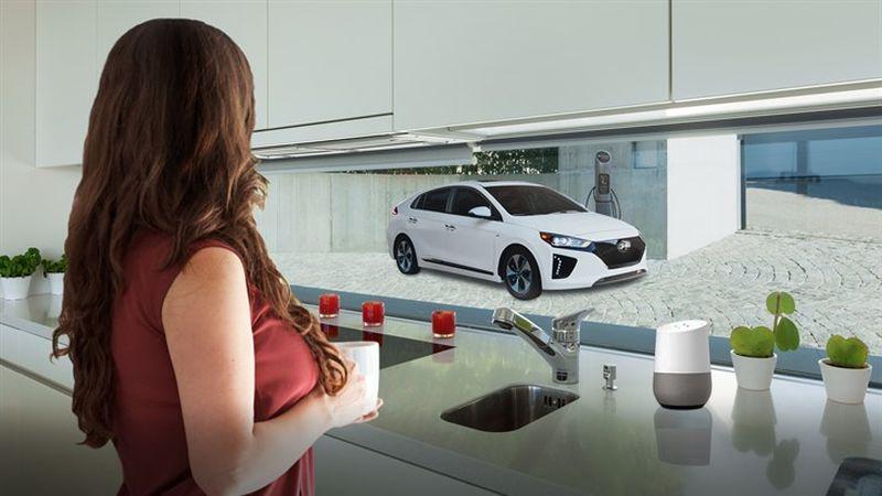 Hyundai-Google-Home