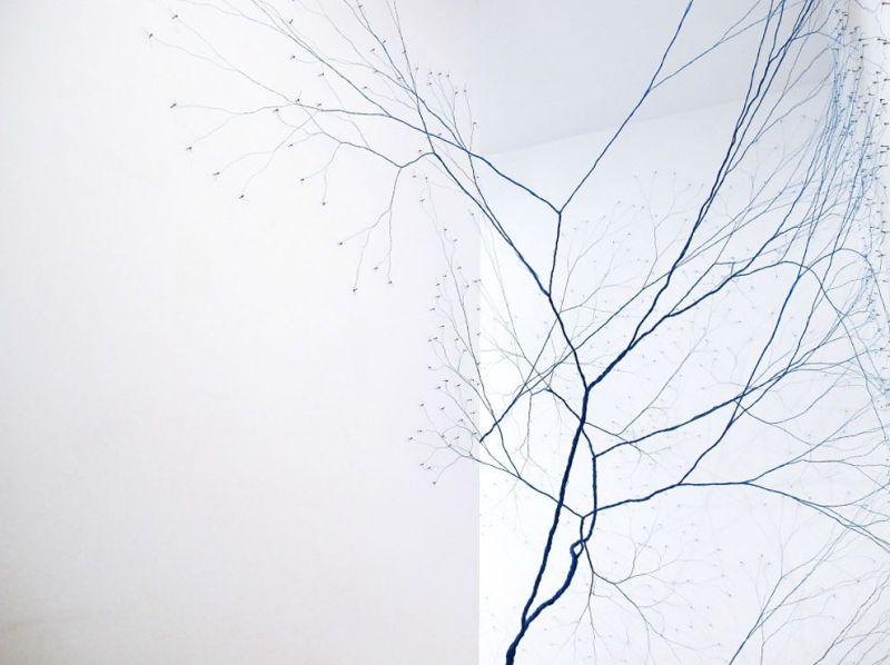 Mello + Landini Rope Sculptures