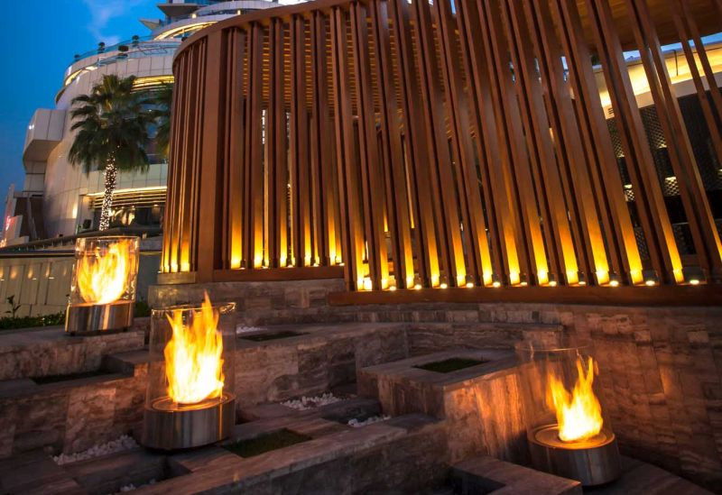 Planika Fireplaces Part - 38: Portable Bio Fireplaces By Planika