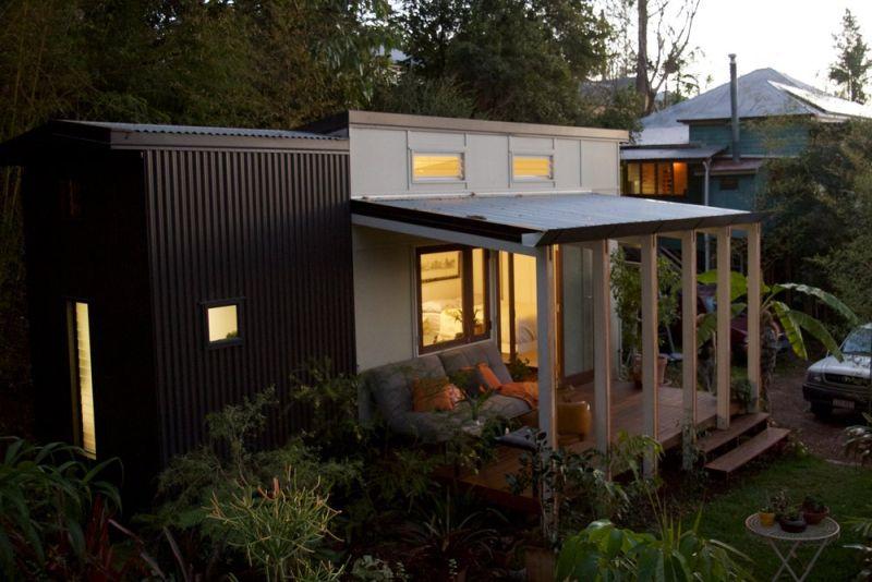 Portal tiny house by The Tiny House Company