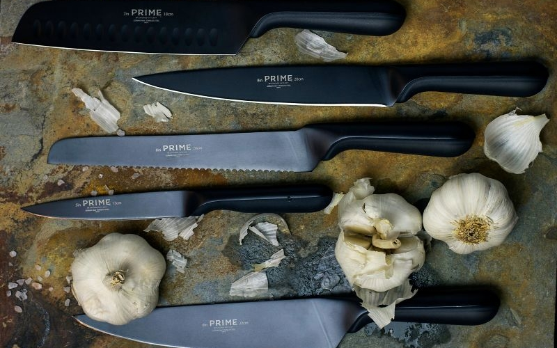 Prime Knife collection is a top-notch innovation for your kitchen