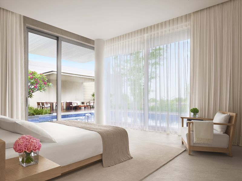 China 39 s sanya edition is world s first luxury hotel with for Small luxury hotels of the world group