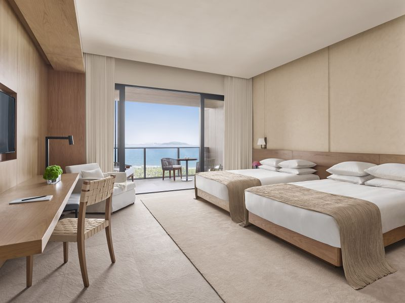 Sanya Edition is world's first luxury hotel with private ocean at China