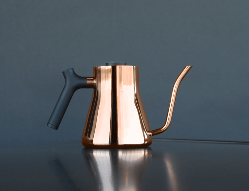 Stagg EKG+ smart kettle by Fellow can be controlled remotely