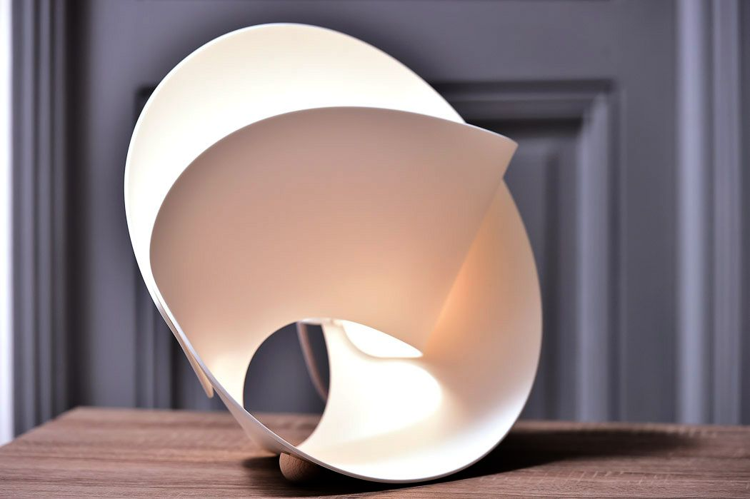 tulip lamps aesthetically offers sensitive and soft diffusion of light. Black Bedroom Furniture Sets. Home Design Ideas