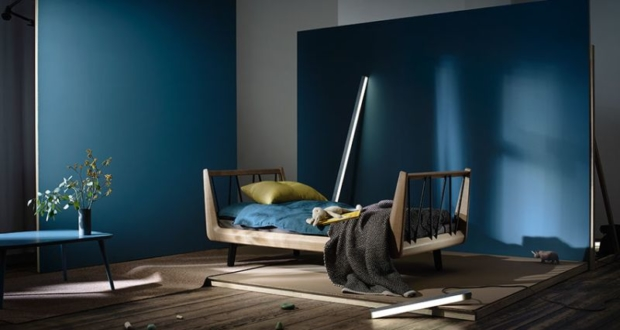 VII children's bed by UUIO