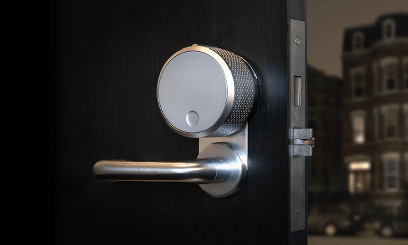 CES 2017: August smart locks integrated with mortise-style deadbolts