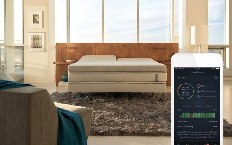 CES 2017: Sleep Number 360 smart bed auto adjusts to stop your snores